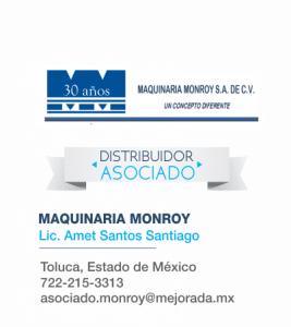 Distribuidor Maq. Monroy Toluca