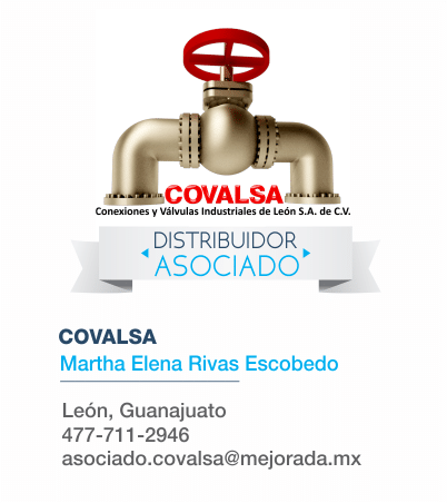 Distribuidor Covalsa León
