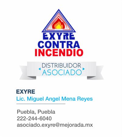 Distribuidor Exyre Puebla