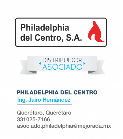 Red de Distribuidores philadelphia