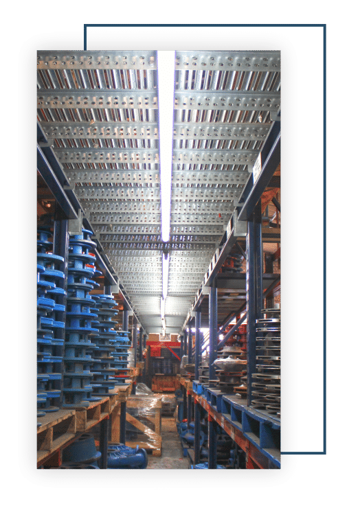 Perfil de la empresa almacén