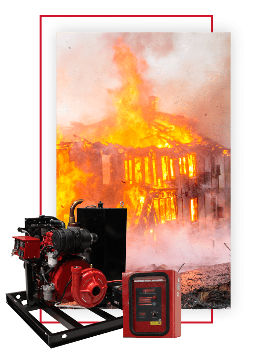 accesorios sistema contra incendio