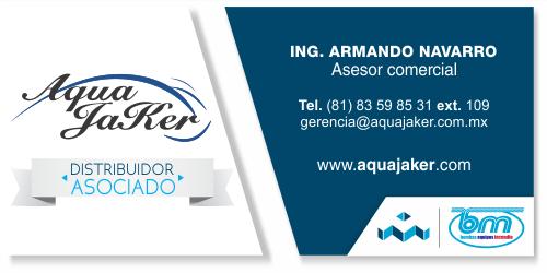 distribuidor asociado aqua jaker web