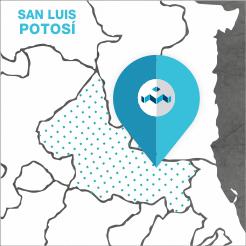 mapa San luis potosi Aprib